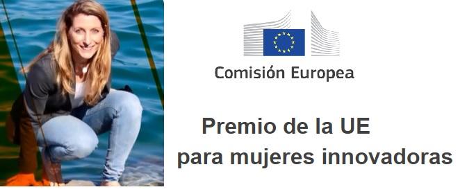 ¡CONVOCATORIA ABIERTA! Premio de la UE para mujeres innovadoras